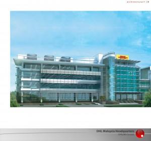 DHL Malaysia HQ