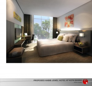 Habib Jewel Hotel, Kota Bharu 02