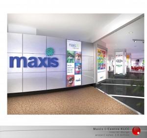 Maxis I-Centre KLCC 01