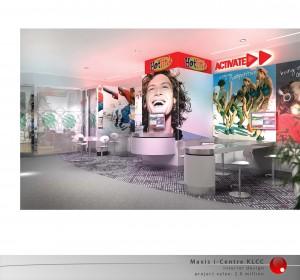 Maxis I-Centre KLCC 02