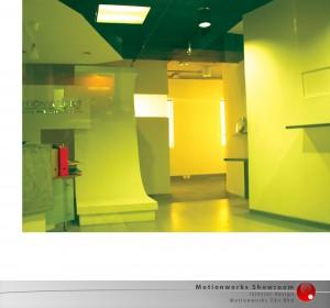 Motionworks Showroom