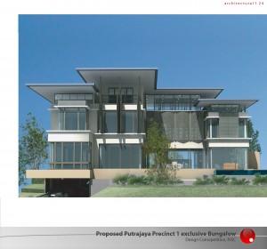 Putrajaya Precint 1 Exclusive Bungalow 01