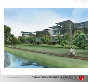 Putrajaya Precint 1 Exclusive Bungalow 02